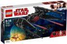 LEGO Star Wars Episode VIII: Kylo Ren's TIE Fighter-Save: $13.50-@Zavvi