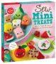 Klutz Sew Mini Treats Stitch & Stuff Activity Kit