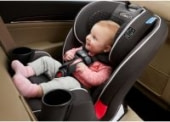 Walmart $30 Gift Card w/ Trade-In of a Used Car Seat
