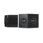 Infinity Reference Speakers: RC252 Center $135 R152 Bookshelf Pair