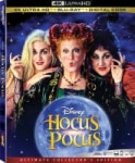 Hocus Pocus (4K Ultra HD + Blu-ray + Digital)