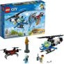 LEGO City Sky Police Drone Chase Building Set (60207)