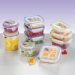 20-Piece Sterilite Ultra Seal Food Storage Container Set (Clear)