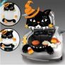 Celebrate It Halloween Trunk Decorating Kit (Black Cat Skull & More)