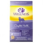 26-Lbs. Wellness Complete Health Healthy Weight Dry Dog Food (Chicken & Peas)