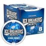 8-Count 1.5oz. Ice Breakers Sugar Free Mints (Cool Mint)
