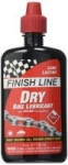 4oz. Finish Line Dry Teflon Bicycle Chain Lubricant