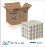 80-Ct Scott Essential Professional 100% Recycled Fiber 2-Ply Toilet Paper Rolls