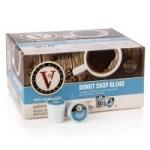 80-Count Victor Allen Coffee Medium Roast K-Cups (Donut Shop Blend)