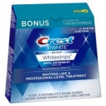 Select Amazon Accounts: 22-Treatment Crest 3D White Pro Effects Whitestrips Kit