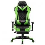 JL Comfurni Gaming Chair Racing Computer Chair Office