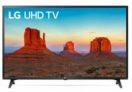 LG 49″ Class 4K HDR Smart LED UHD TV – 49UK6090PUA