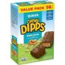 14-Ct 1.05oz Quaker Chewy Dipps Chocolatey Covered Granola Bars (Peanut Butter)