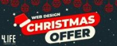 Get your Christmas Web design with more savings