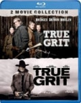 True Grit 2-Film Collection (1969 & 2010 versions Blu-ray)