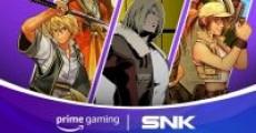 Prime Gaming (PCDD): Garou: Mark of the Wolves The Last Blade 2 Metal Slug 3