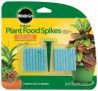 48-Count Miracle-Gro Indoor Plant Food Spikes