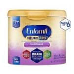 6-Pack 20oz Enfamil NeuroPro Gentlease Infant Formula Powder