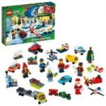 LEGO Advent Calendar Sets: Star Wars Harry Potter LEGO City/Friends