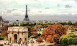Roundtrip Nonstop Flight: San Francisco to Paris, France