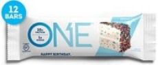 12-Pack 2.12oz ONE Protein Bars (Various Flavors) $16.25