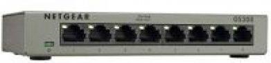 Netgear 8-Port Gigabit Ethernet Unmanaged Desktop Switch $17.99