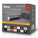 Roku Streaming Stick+ 4K HDR