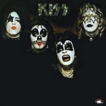 KISS Vinyl Albums: Debut 40th Anniversary Edition Hotter Than Hell Unmasked