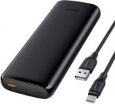 Aukey 20000mAh USB-C Power Bank w/ 18W PD & Quick Charge 3.0