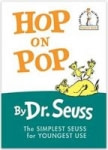 Dr. Seuss Hardcover Books: Oh the Thinks You Can Think! or Hop on Pop