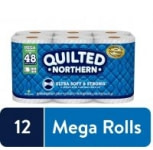 Northern Toilet Paper – Walmart Free Delivery with $35 YMMV
