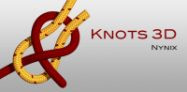 Knots 3D (Android or iOS App)