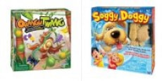 Target: Select Board Games: The Lion King Pumbaa Pass Game & More