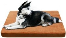 JoicyCo Orthopedic Pillow Dog Bed w/ Removable Cover, Amazon.com – Starting at $12.89