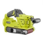 Factory Blemished/Pre-Owned Tools: Ryobi One+ 18V Brushless Belt Sander